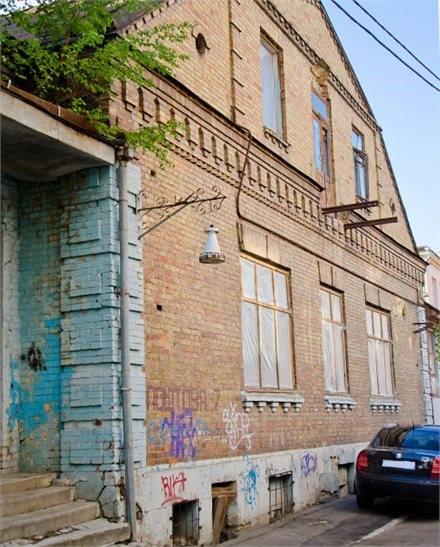Теперішній вигляд будівлі де колись знаходилась «Ровенчанка».