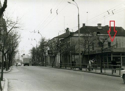 Ще одне популярне кафе 60-70 рр — «Молочне» (будівлі не збереглись).