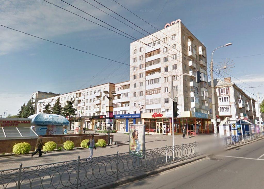 Сучасний вигляд «цегельні», тепер тут знаходиться бістро «Аміго» один з найпопулярніших фаст-фудів міста.